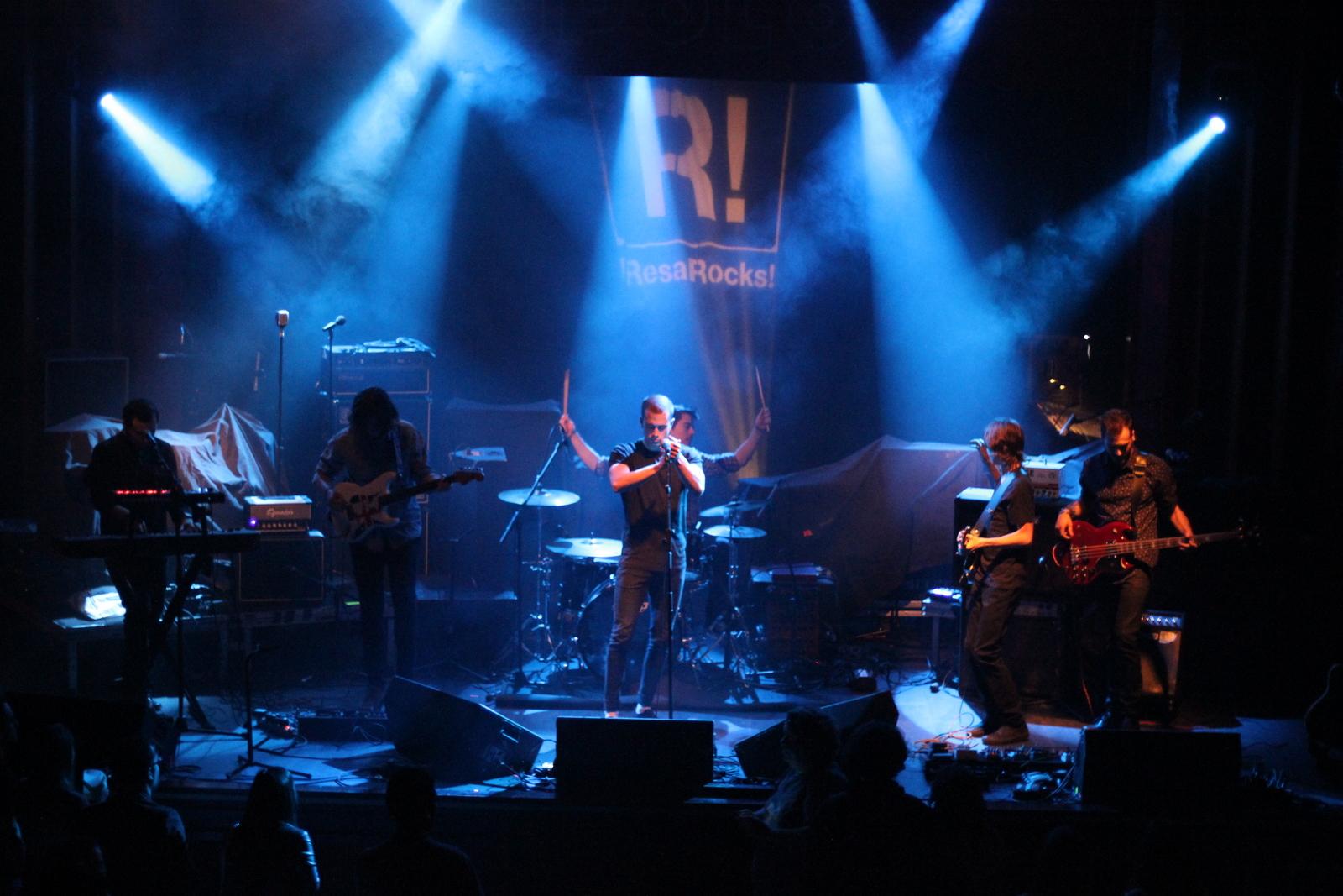 RESA ROCKS Barcelona