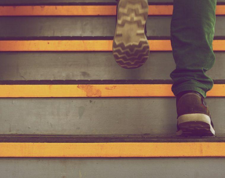 foto escaleras